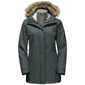 Jack Wolfskin Arctic Ocean Jacket Women greenish grey